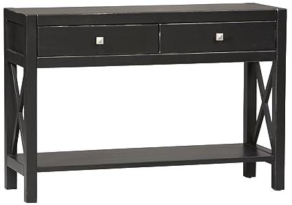 Linon Home Decor Anna Collection Console Table