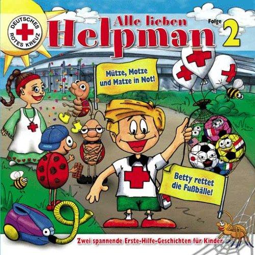 Alle lieben Helpman. Folge 2. CD