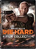 Die Hard 1-4 Qf by Bruce Willis