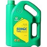 龙蟠 SONIC7000 SL 5W-30 合成机油 汽车汽油发动机润滑油 4L