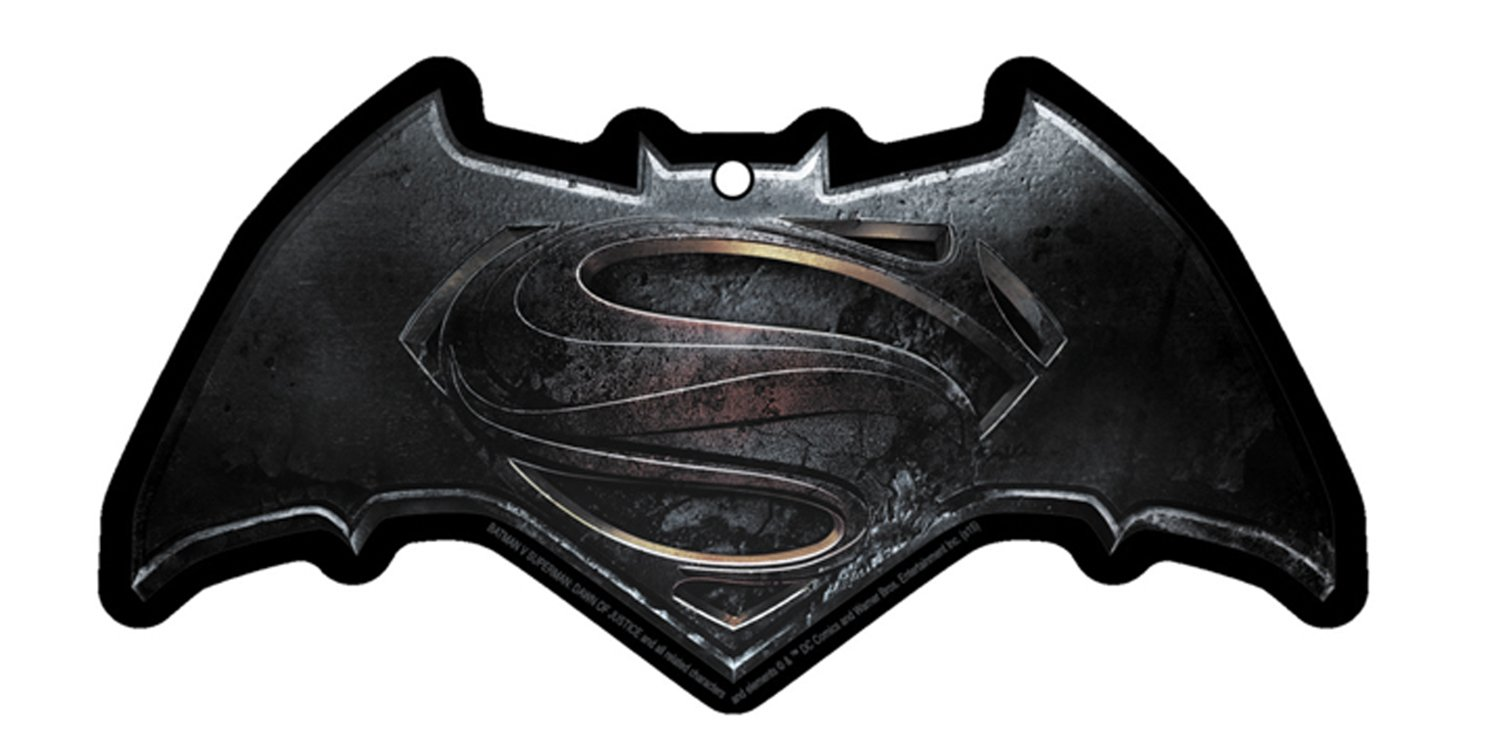 Batman V Superman Dawn Of Justice Lufterfrische Officially Licensed & Trademarked Products A-DC-0015
