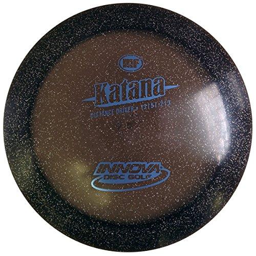 Innova Metal Flake Champion Katana Distance Driver Golf Disc [Colors may vary] - 165-169g