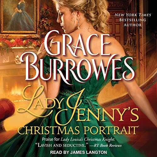 Lady Jenny's Christmas Portrait: Windham Series, Book 8 by Tantor Audio