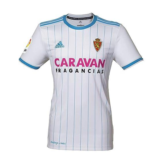 Adidas Real Niño Primera Equipación Zaragoza 2019 2018 Camiseta dBdUCx