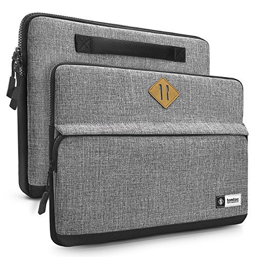 tomtoc Laptop Sleeve Case with CornerArmor for 13-13.5 inch