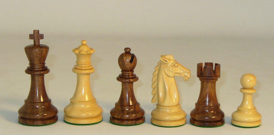 Mustang Sheesham Chessmen