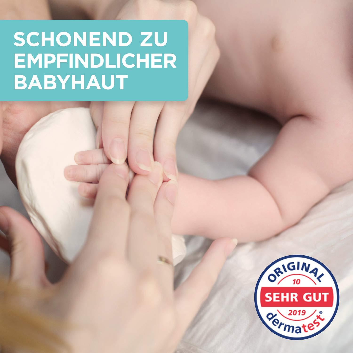 Babyparty oder Taufgeschenk Baby-Hand- und Fu/ßabdruck-Bilderrahmen-Set mit 6 Packungen Ton Geburtstagsgeschenke Geschenk f/ür Neugeborene Kleinkinder