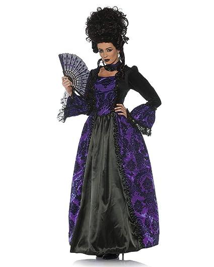 Horror S Gräfin Shop Barock Kostüm für FaschingHalloween DHI92YbeWE
