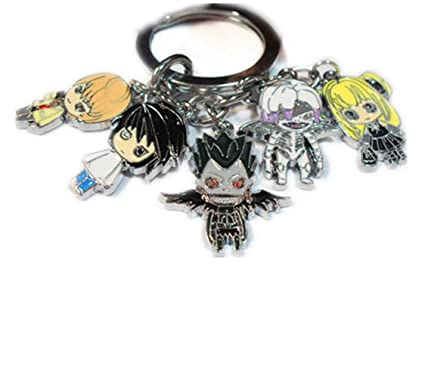 Amazon.com   Japanese Anime Death Note Metal Toys Figure Pendant ... b7476cc3351e