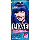 Schwarzkopf Live Color XXL Coloration pour cheveux Ultra Brights Bleu électrique 95
