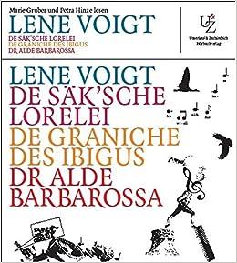 Lene Voigt Balladen De Säksche Lorelei De Graniche Des