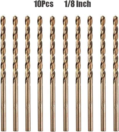 """21//64/"""" Diameter Jobber Length Cobalt Drill Bit 135° Split Point USA Military new"""