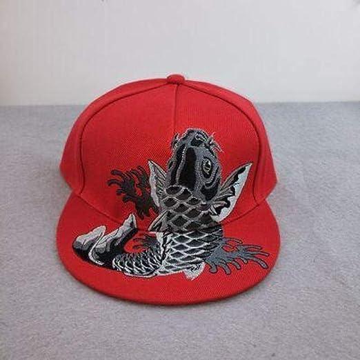 kyprx Gorras de béisbol para Hombres Bordado de béisbol para ...