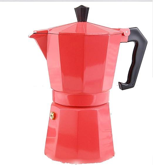 TAMUME 240ML Espresso Cafetera de Aluminio Moka Express, para 6 ...