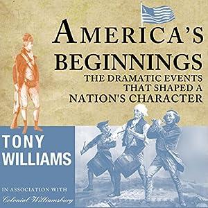 America's Beginnings Audiobook