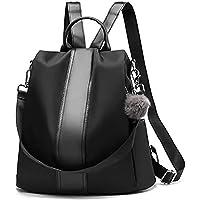 StillCool Mochila Mujer Antirrobo Bolsa para Mujer Tela Oxford, Mochila Bolsos de Mano Impermeable y Antirrobo Backpack…