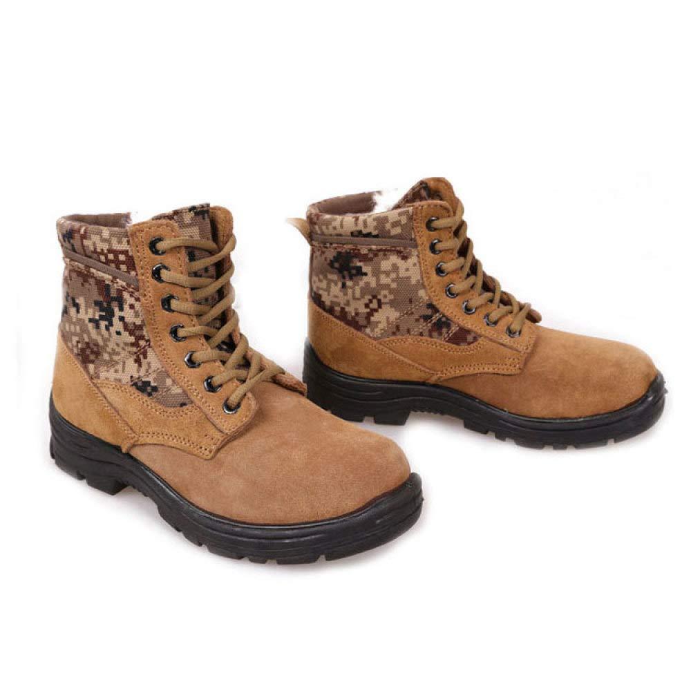 Winter Outdoor-Männer Schuhe Militärstiefel Schuhe Von Mittlerem Alter Alter Alter Lässig Schnee Stiefel Baumwolle Schuhe Stiefel aadde4