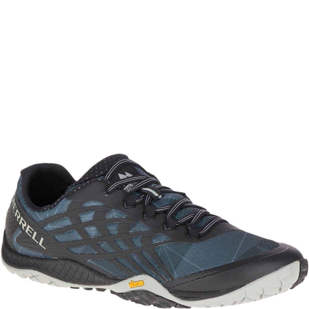 Merrell Women's Glove 4 Trail Runner,Black,6.5 M US