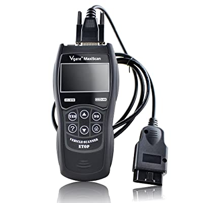 Vgate Scan Tool Maxiscan VS890 OBD2 Code Reader Review 2019
