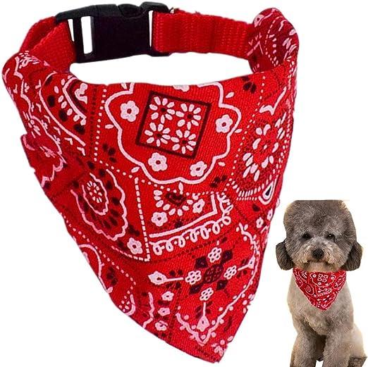 Mascotas Perros Correa ajustable Pañuelos Collares Cachorros Gatos ...