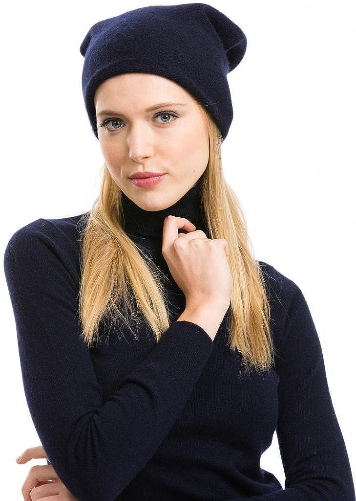 d05d83a7e Citizen Cashmere Women's Oversized Slouchy Beanie - 100% Cashmere