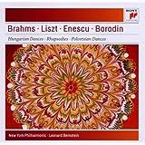 Brahms: Hungarian Dances Nº 5&6, Liszt: Les Preludes; Hungarian Phapsodies Nº 1&4; Enescu: Romanianh
