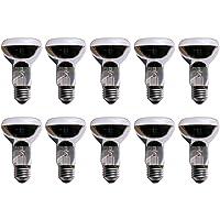 10 x reflectorlamp R63 40W E27 matte gloeilamp 40 watt gloeilampen