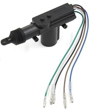 1 Pair 22 mm Repair Tree Long The Car Door Lock Actuator Motor for Universal Car