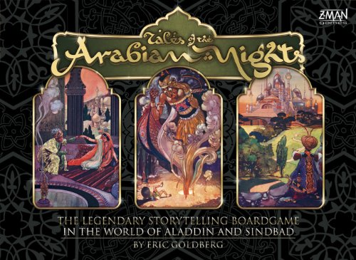 Tales Of The Arabian Nights by Z-Man Games