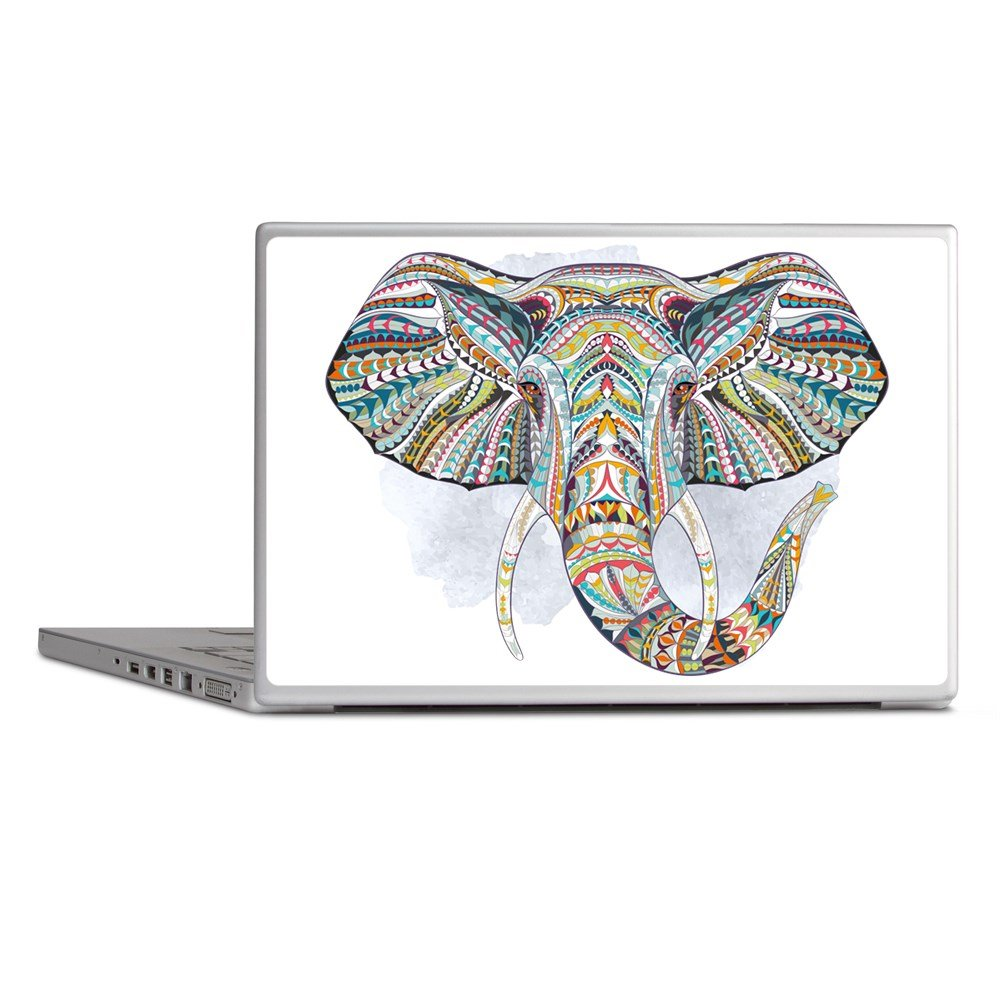 Laptop Notebook 14 Inch Skin Cover Patterned Elephant
