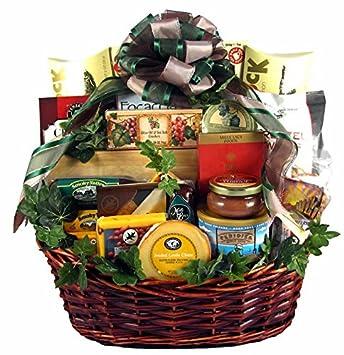 Amazon Deluxe Gourmet Treats Exquisite Gift Basket