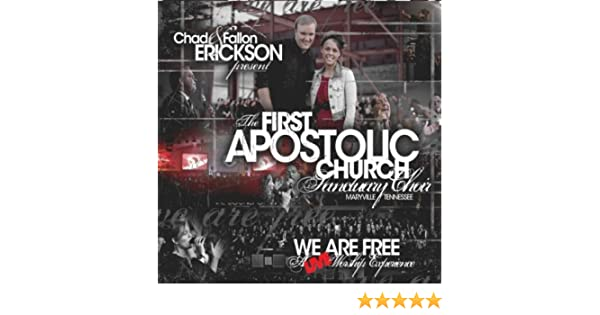 We Are Free by First Apostolic Church Sanctuary Choir on Amazon