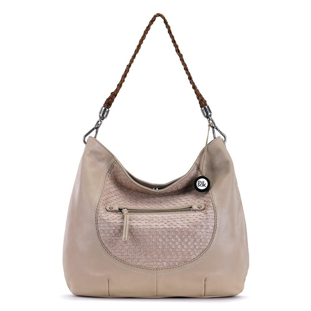 The Sak Indio Hobo, Taupe Sparkle