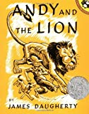 Andy and the Lion, James Daugherty, 0140502777