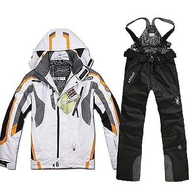 Auf Abstand elegante Form heiß-verkaufender Beamter LEIT Herren Schneeanzug Large: Amazon.de: Bekleidung
