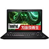 ThinkPad 黑将S5-20G4A01GCD 15.6英寸四核高性能游戏笔记本(i5-6300HQ,4G,1TB) 黑色
