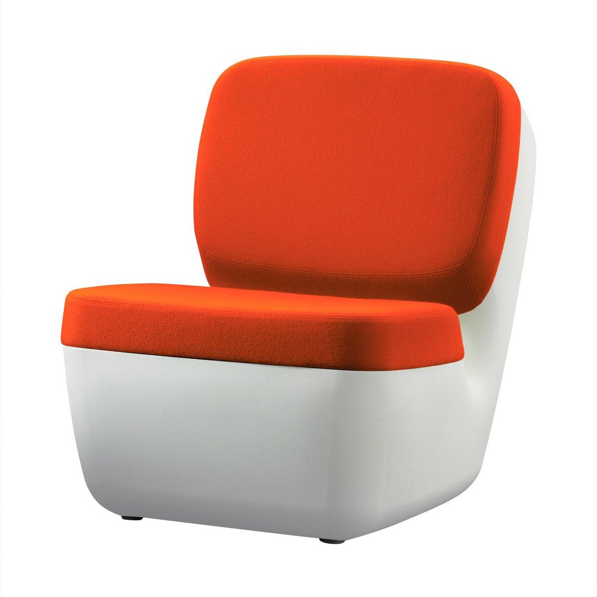 Magis Stuhl Nimrod orange