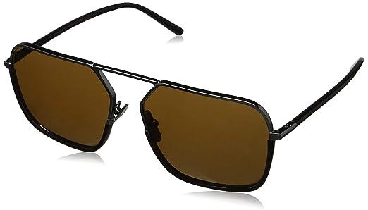 Dolce & Gabbana 0Dg2193J Gafas de sol, Gunmetal/Havana, 59 ...