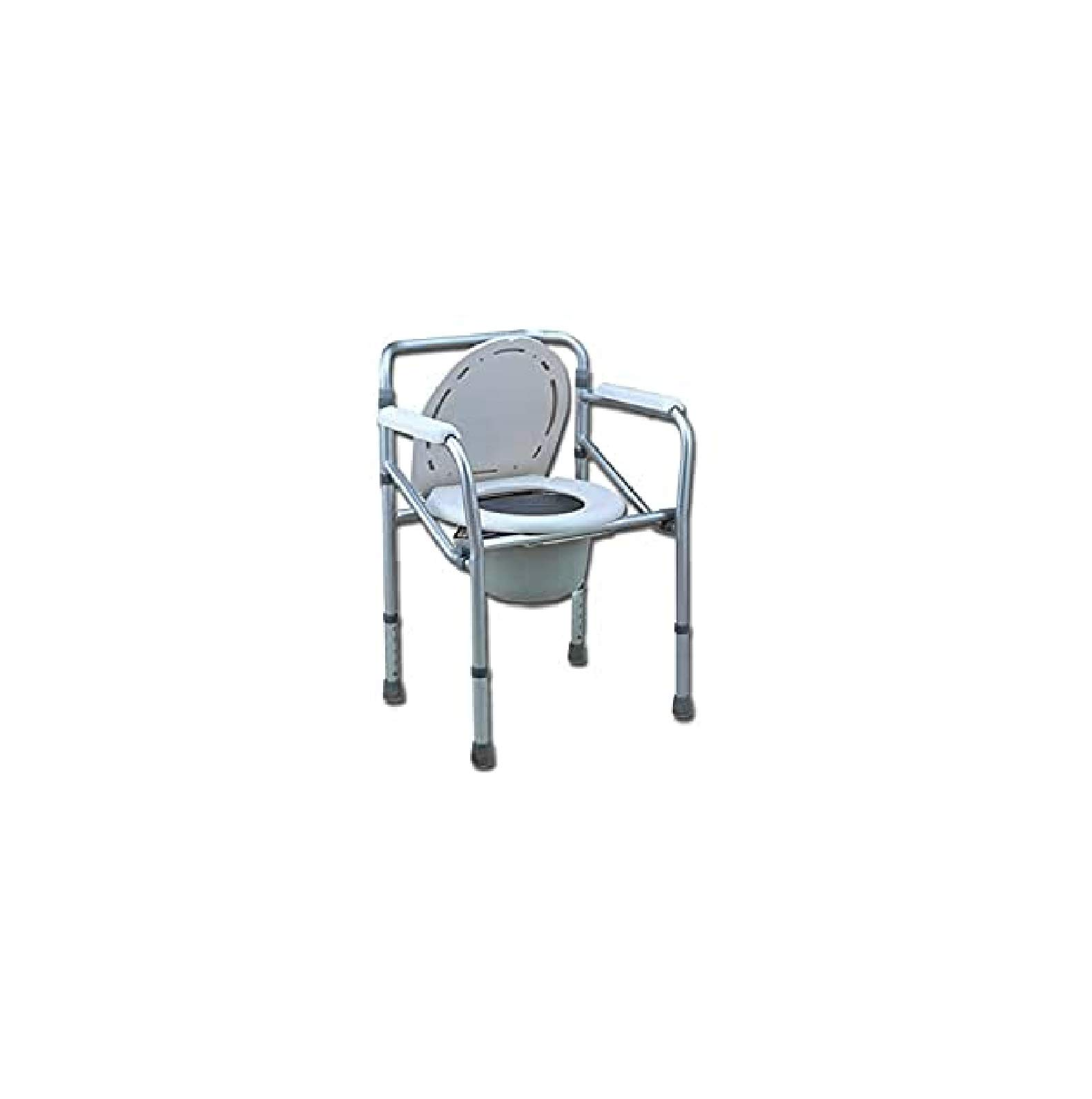 GIMA 27759 Toilet Comfortable Shower Commode