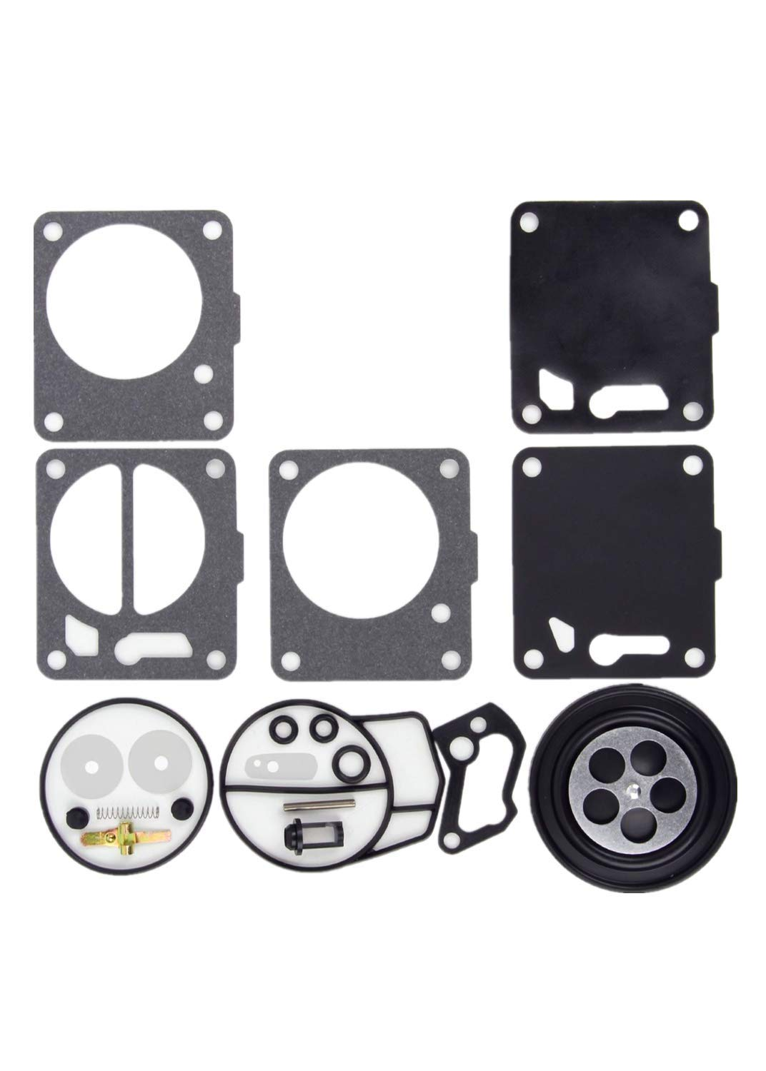 Amazon com: I-Joy Carburetor Rebuild Kit fits SBN Sea Doo