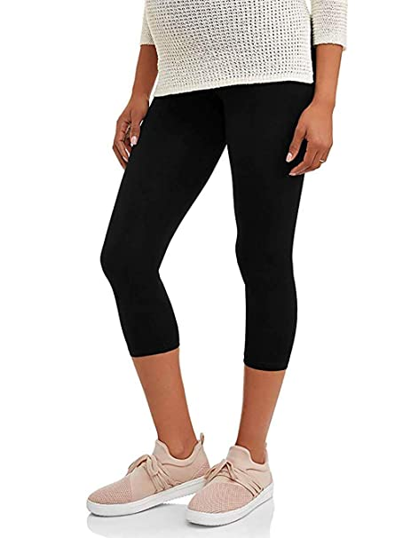 50cf96a37afd7 Pregnant Women Maternity Leggings Over The Belly Maternity Pants for  Pregnancy at Amazon Women's Clothing store: