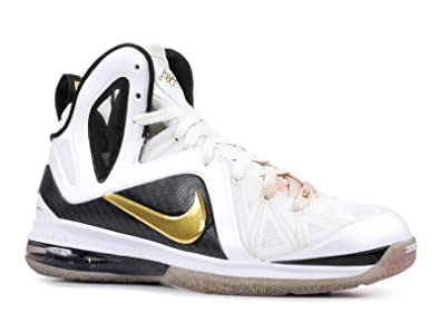 timeless design 937b5 0ed02 NIKE Lebron 9 P.S. Elite Home Mens Basketball Shoes 516958-100