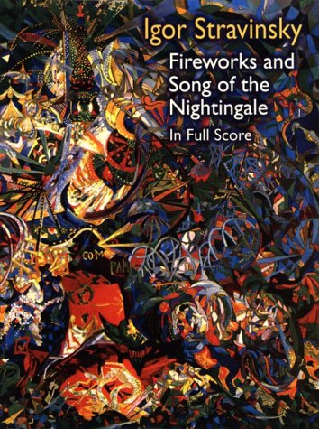 Fireworks and Song of the Nightingale in Full Score