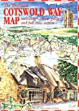 The Cotswold Way Map (Walkabout)