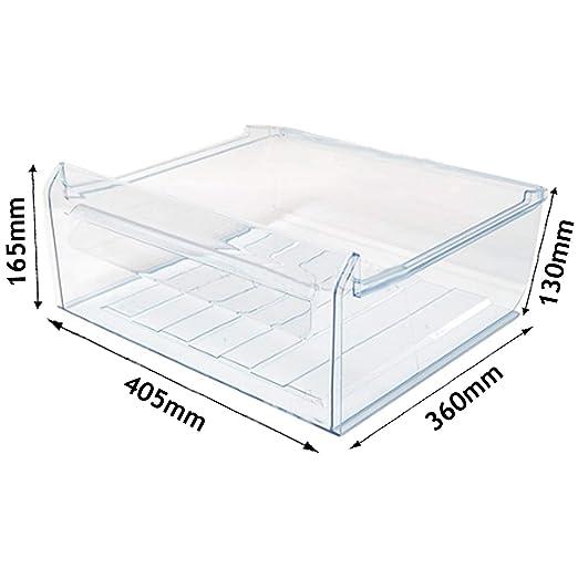 Electrolux Rex AEG - Cajón congelador para nevera original, 40 cm ...