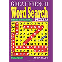 GREAT FRENCH Word Search Puzzles. Vol. 2