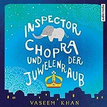 Inspector Chopra und der Juwelenraub Hörbuch von Vaseem Khan Gesprochen von: Pascal Breuer