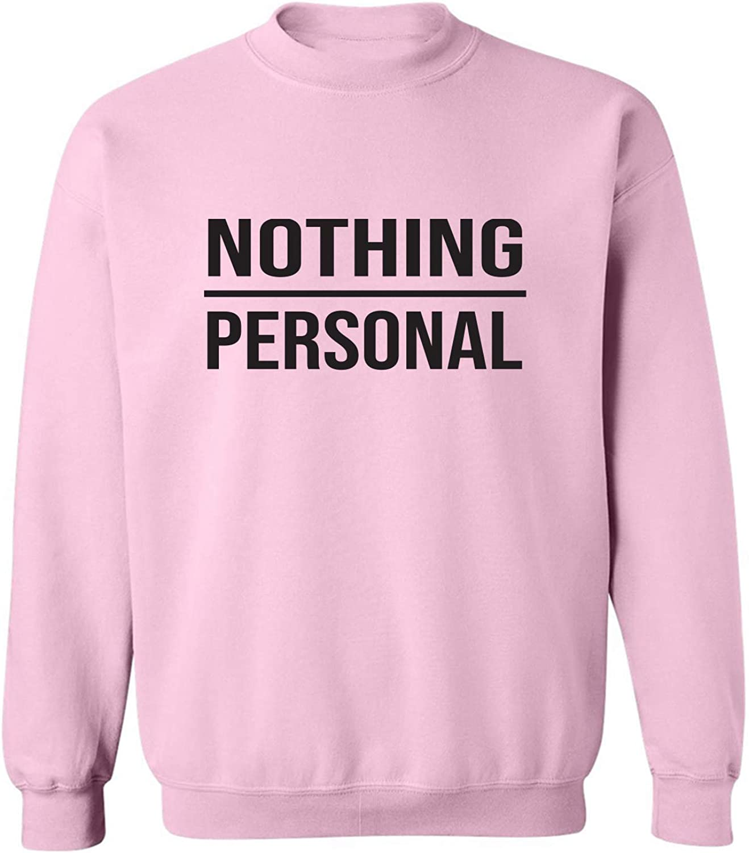 ZeroGravitee Nothing Personal Crewneck Sweatshirt