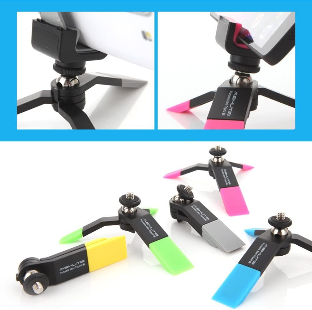 Ashutb/  Mini Tripod for Camera/  / Tripod / Grey//Black