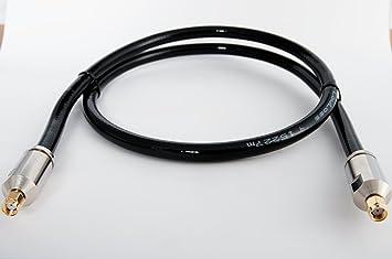 Bidatong bramantes RPSMA-acoplamiento de cable de SSB Ecoflex 10 - 7 m - RPSMA